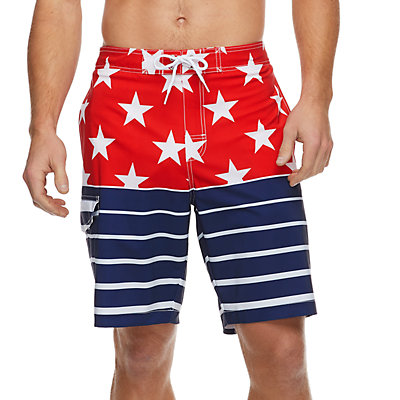 Men's SONOMA Goods for Life? Flexwear Swim Trunks