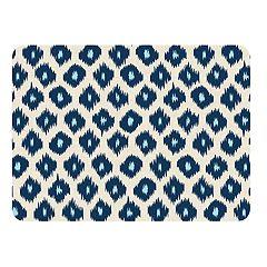 Geometric Ikat Neoprene Kitchen Mat - 22' x 31'