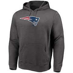 Big & Tall New England Patriots Pullover Hoodie
