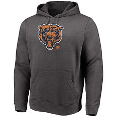 Big & Tall Chicago Bears Pullover Hoodie