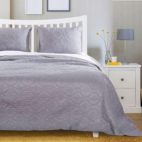 Central Park 3-piece Quilt Set