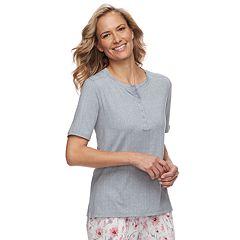 Women's Croft & Barrow® Pajama Top