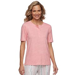 Women's Croft & Barrow® Pajama Top