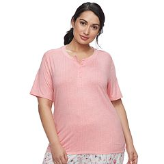 Plus Size Croft & Barrow® Pajama Top