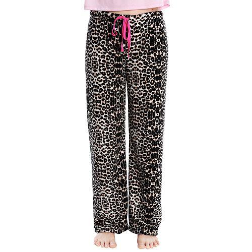 Women's MacBeth Collection Fleece Pajama Pants