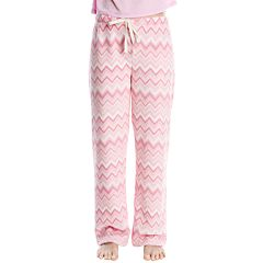 Women's MacBeth Collection Fleece Pajama Pants
