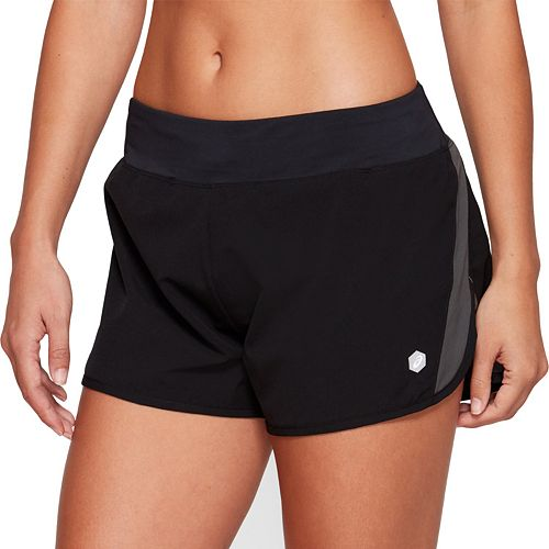 "Women's ASICS 3"" Woven Midrise Run Shorts"