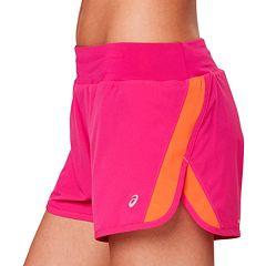 Women's ASICS 3' Woven Midrise Run Shorts