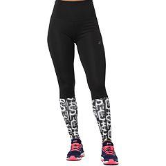 Women's ASICS Performance Mesh-Pocket High-Waisted Leggings