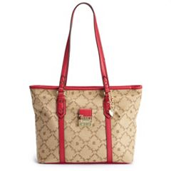 Juicy Couture Rock Solid Double Handle Tote