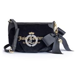 Juicy Couture Glitteratzi Mini Crossbody Bag