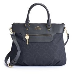 Juicy Couture Cloud Nine Satchel Bag