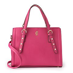Juicy Couture Pearly Girl Satchel Bag