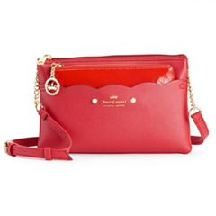 Juicy Couture Ride the Wave Mid Crossbody Bag