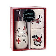 Avanti Happy Paw-lidays 3-piece Box Set