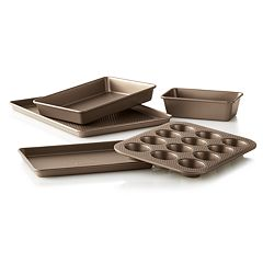 Food Network™ Performance Series Textured Nonstick 5-pc. Bakeware Set