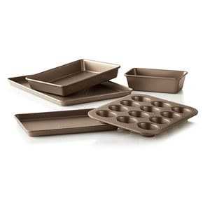 Food Network? 5-pc. Textured Performance Series Nonstick Bakeware Set