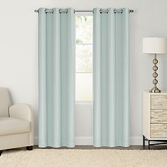 Chenille 2-pack Window Curtains