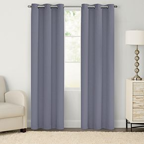 SONOMA Goods for Life? Elliot 2-pack Embossed Trellis Window Curtains