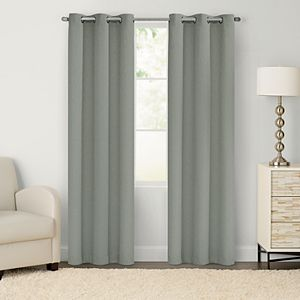 Sonoma Goods For Life® Elliot 2-pack Embossed Trellis Blackout Window Curtains