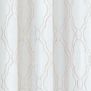 Sonoma Goods For Life? Monticito 2-pack Embroidered Window Curtains