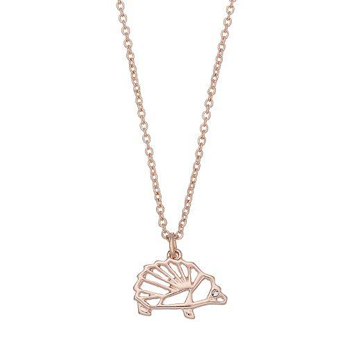 LC Lauren Conrad Hedgehog Pendant