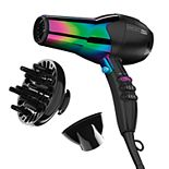 InfinitiPro by Conair Ion Choice 1875 Watt Rainbow Hair Dryer