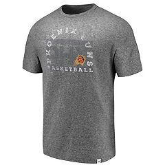 Men's Majestic Phoenix Suns Static & Fade Tee