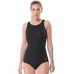538df25c78 Women s Speedo HydroBra High Neck One-Piece Swimsuit