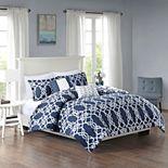 510 Design Neville 5-piece Reversible Print Comforter Set