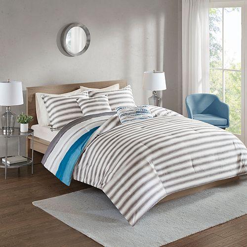 510 Design Ogdon 5-piece Reversible Print Comforter Set