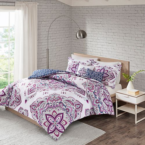 510 Design Emmi 5-piece Reversible Print Comforter Set