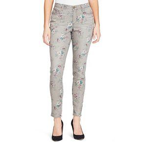 Women's Bandolino Lisbeth Curvy Fit MidRise Skinny Jeans