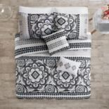 510 Design Kori 5-piece Reversible Print Duvet Cover Set