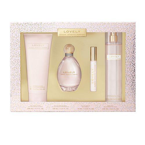 Sarah Jessica Parker Lovely Women's Perfume Gift Set ($131 Value)