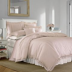 Laura Ashley Lifestyles 3-piece Annabella Duvet Cover Set