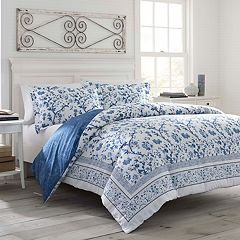 Laura Ashley Lifestyles Charlotte Duvet Cover Set