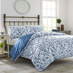 Laura Ashley Lifestyles Elise Duvet Cover Set