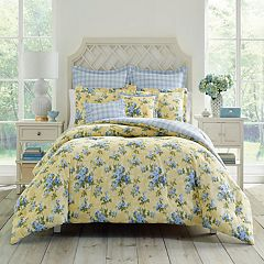 Laura Ashley Lifestyles Cassidy Comforter Set
