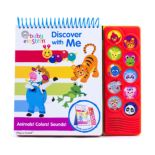 Baby Einstein Discover with Me Play-A-Sound  Book by PI Kids