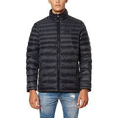 Men's Skechers Packable Down Puffer Jacket