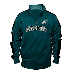 Big & Tall Philadelphia Eagles Streak Track Jacket