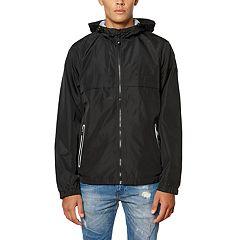 Men's Skechers Packable Lightweight Hooded Jacket
