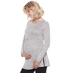 Maternity a:glow Empire Tunic