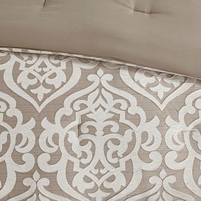 Madison Park Dillon 8-piece Jacquard Comforter or Sham