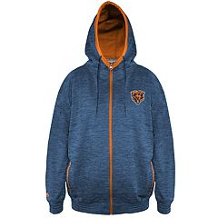 Big & Tall Chicago Bears Yardage Hoodie