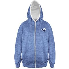 Big & Tall Los Angeles Rams Yardage Hoodie