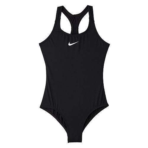 45048c8fb4 Girls 7-16 Nike Racerback One-Piece Swimsuit