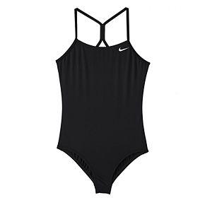 Girls 7-16 Nike Crossback One-Piece Swimsuit