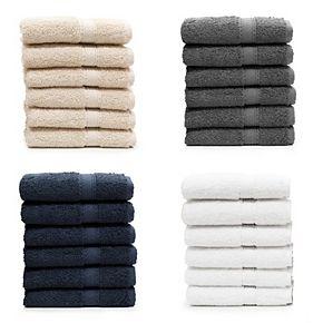 Linum Home Textiles Turkish Cotton Sinemis Terry Washcloth Set